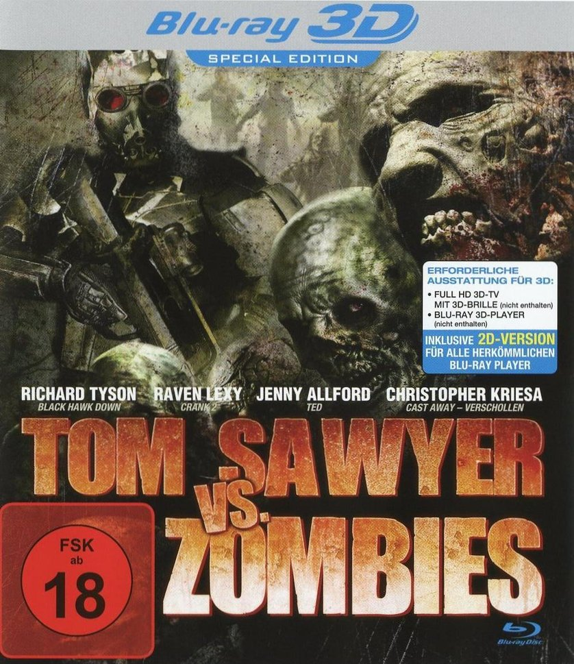 Tom Sawyer Vs Zombies