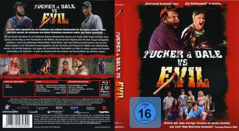 Tucker And Dale Vs Evil Stream German
