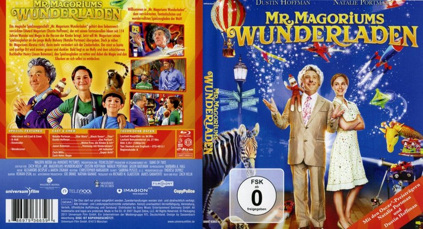 Mr Magoriums Wunderladen Stream