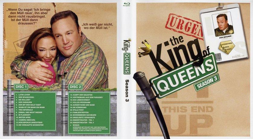 King Of Queens Staffel 3