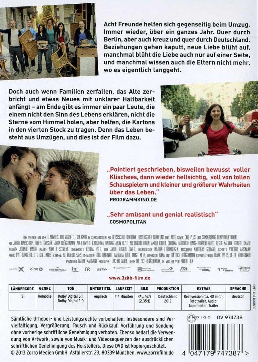 3 Zimmer / Küche / Bad (DVD)