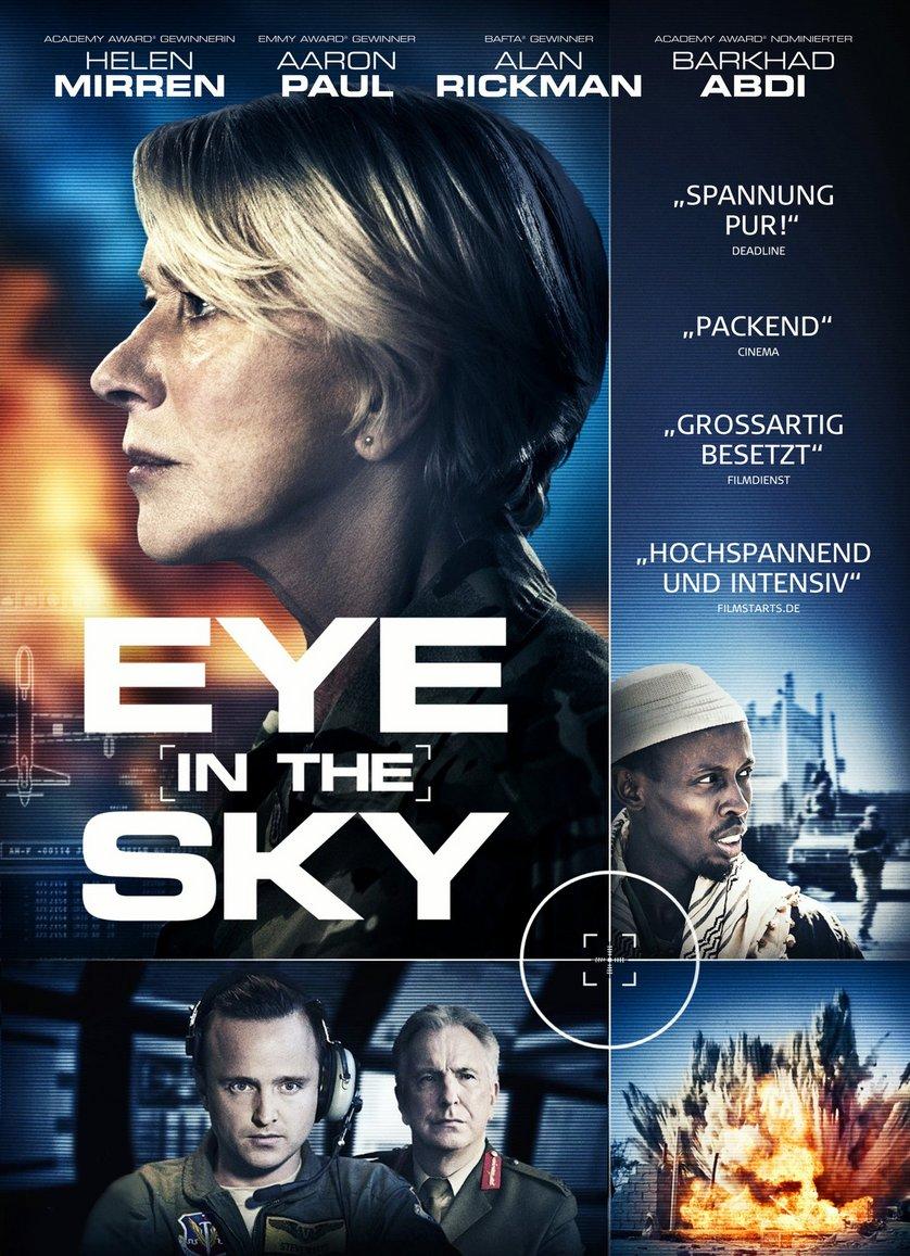 Eye in the Sky DVD, Blu ray oder VoD leihen   VIDEOBUSTER.de