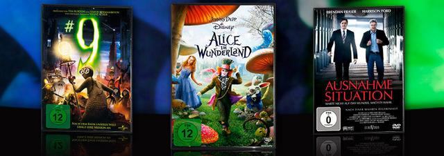 3 Top-Filme neu im Verleih: Alice, #9 und Ärzte: Wunder gibt es immer wieder
