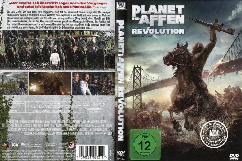 Planet Der Affen 2 Stream