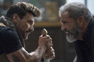 Frank Grillo und Mel Gibson in 'Boss Level' © LEONINE