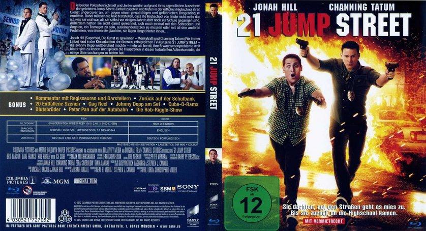 21 Jump Street: DVD oder Blu-ray leihen - VIDEOBUSTER.de