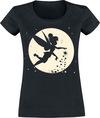 Peter Pan Tinker Bell - Moon powered by EMP (T-Shirt)