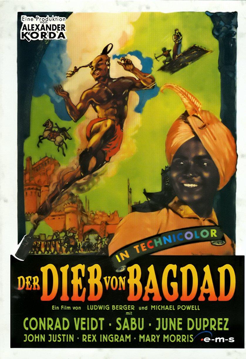 Der Dieb Von Bagdad 1940 Stream