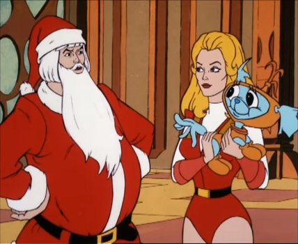Was Ist Man Weihnachten.He Man And The Masters Of The Universe Weihnachten Auf Eternia