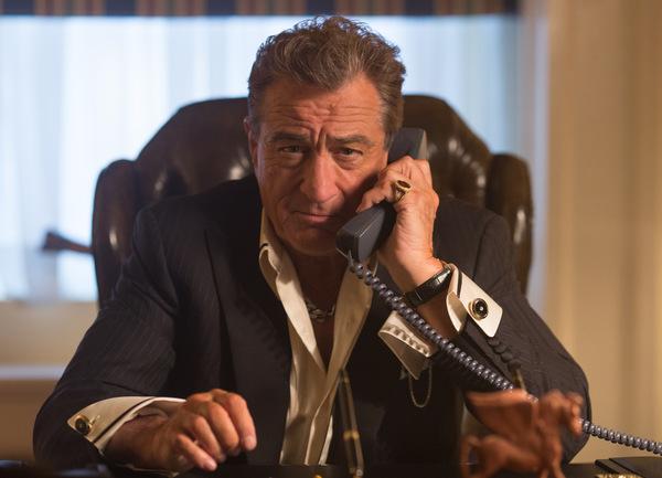Robert De Niro in 'Die Entführung von Bus 657'