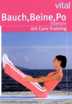 bauch beine po intensiv mit core training dvd oder blu ray leihen. Black Bedroom Furniture Sets. Home Design Ideas