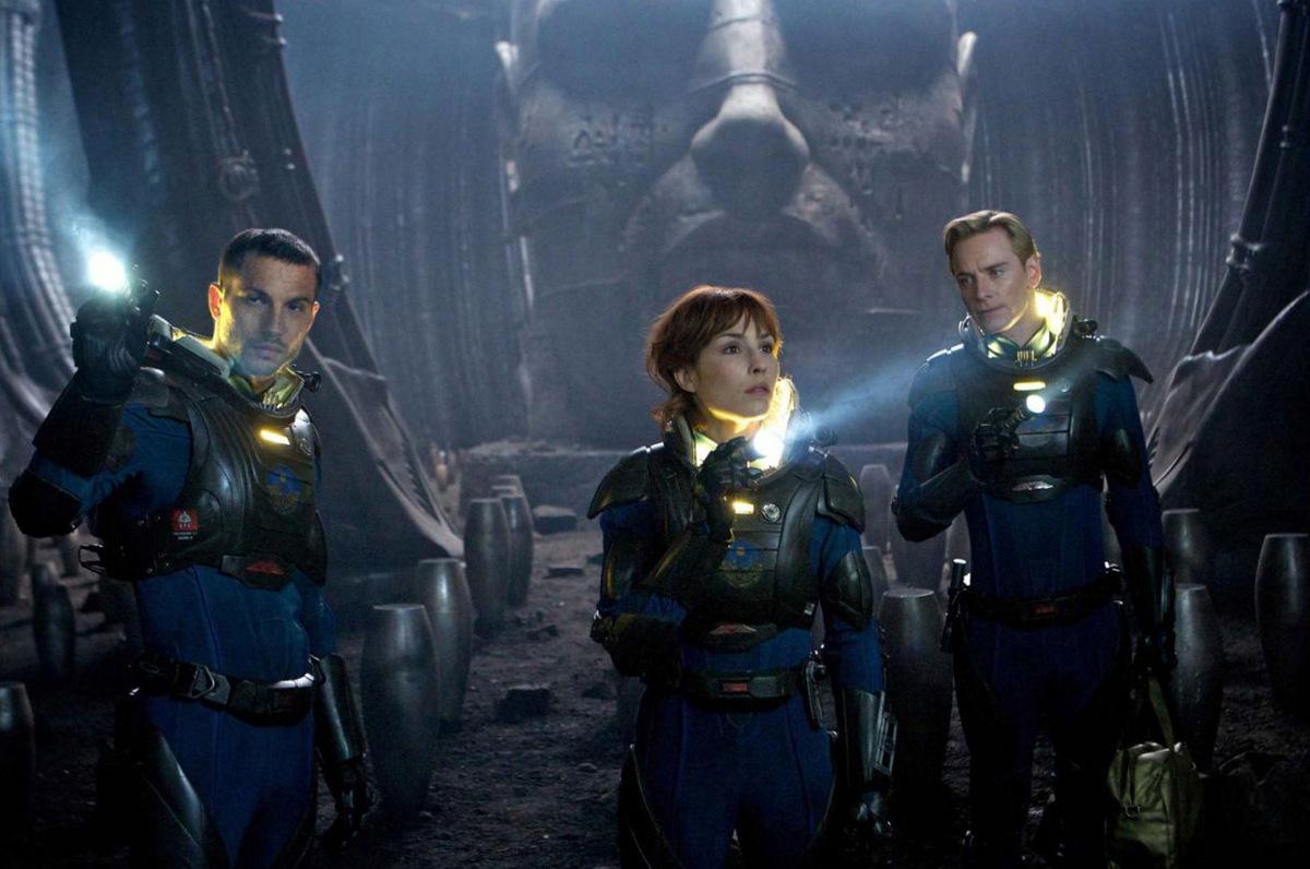 'Prometheus' © 20th Century Fox (USA 2012)