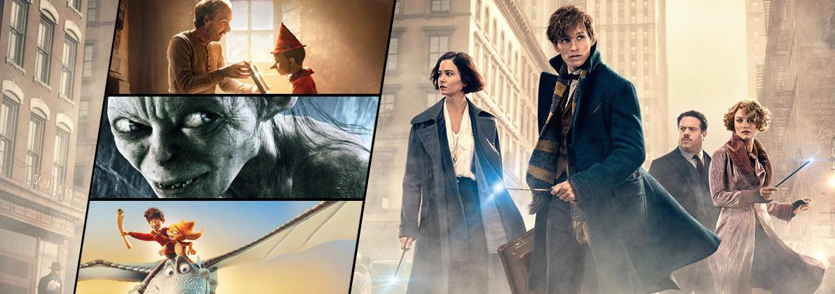Fantasy Filme im Stream: Lass dich in fremde Welten entführen! Fantasy im VoD