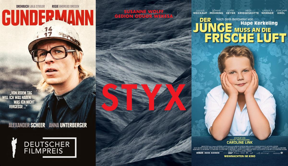 Deutscher Filmpreis 2019: Die Gewinner des Deutschen Filmpreises 2019