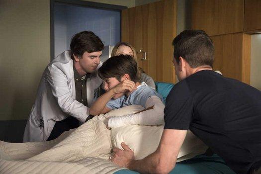 The Good Doctor - Staffel 1