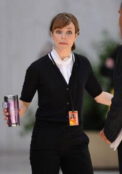 Rachel McAdams bald wieder im Kino: 'Morning Glory' 2010