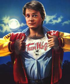 Vom 'Teen Wolf'... (Michael J. Fox)