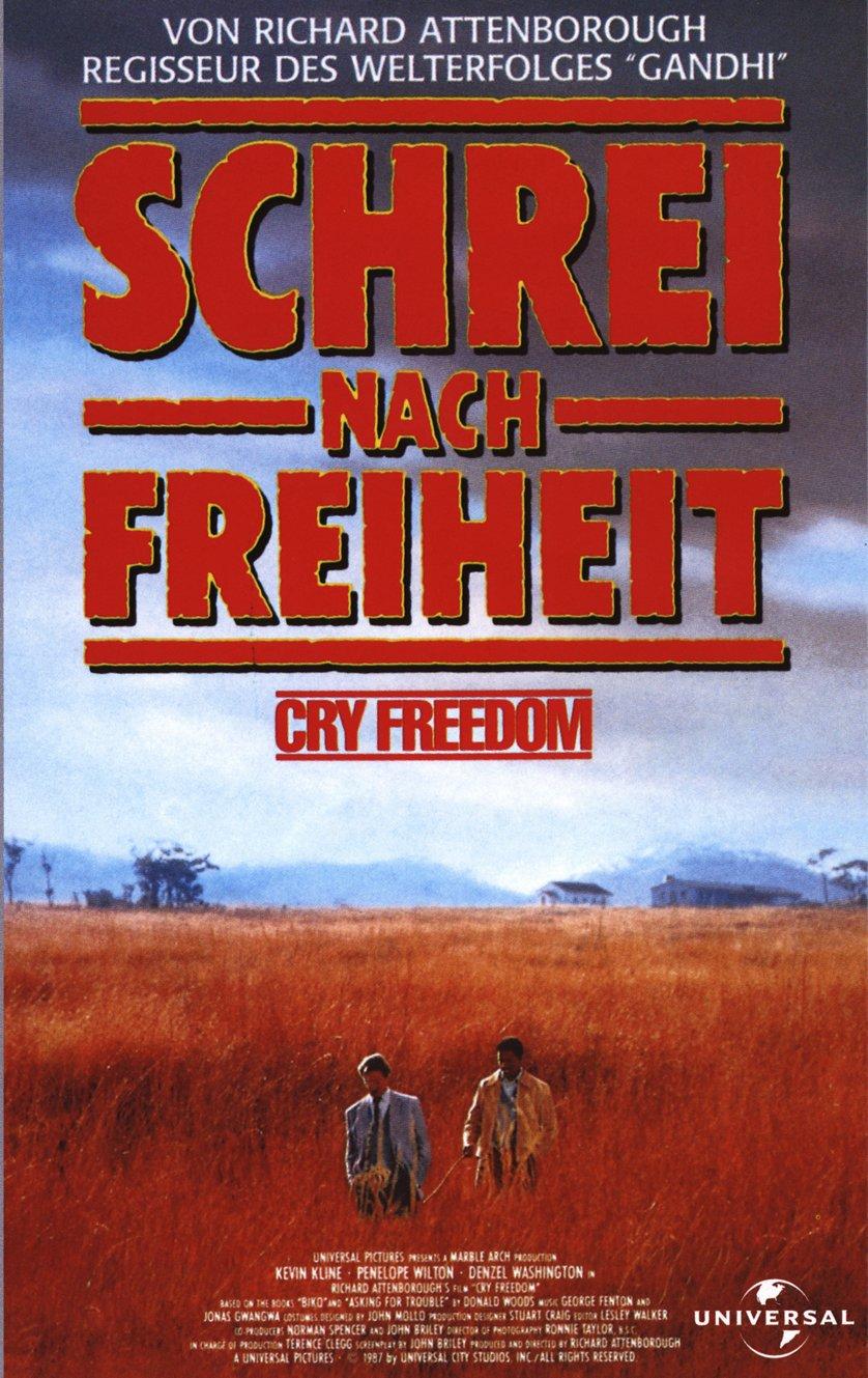 schrei nach freiheit