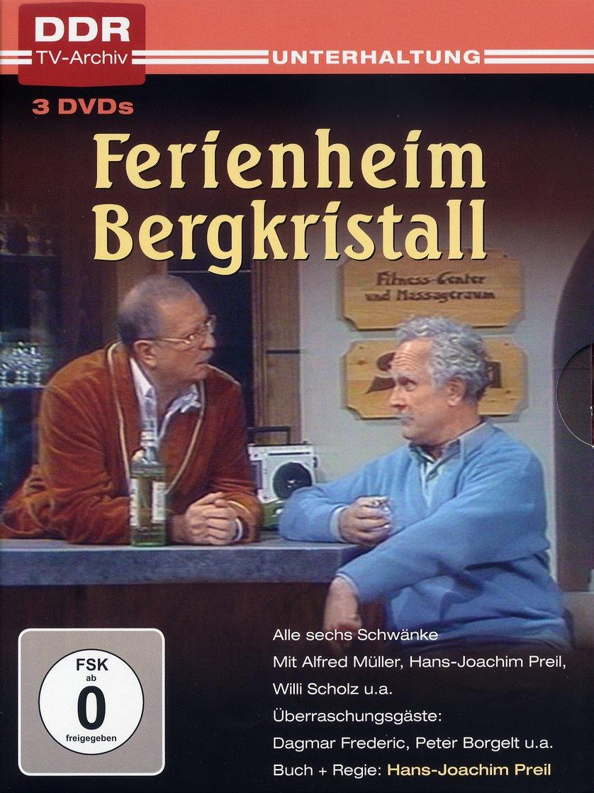 Ferienheim Bergkristall Darsteller