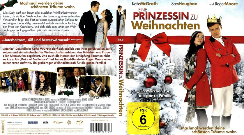 eine prinzessin zu weihnachten dvd oder blu ray leihen. Black Bedroom Furniture Sets. Home Design Ideas