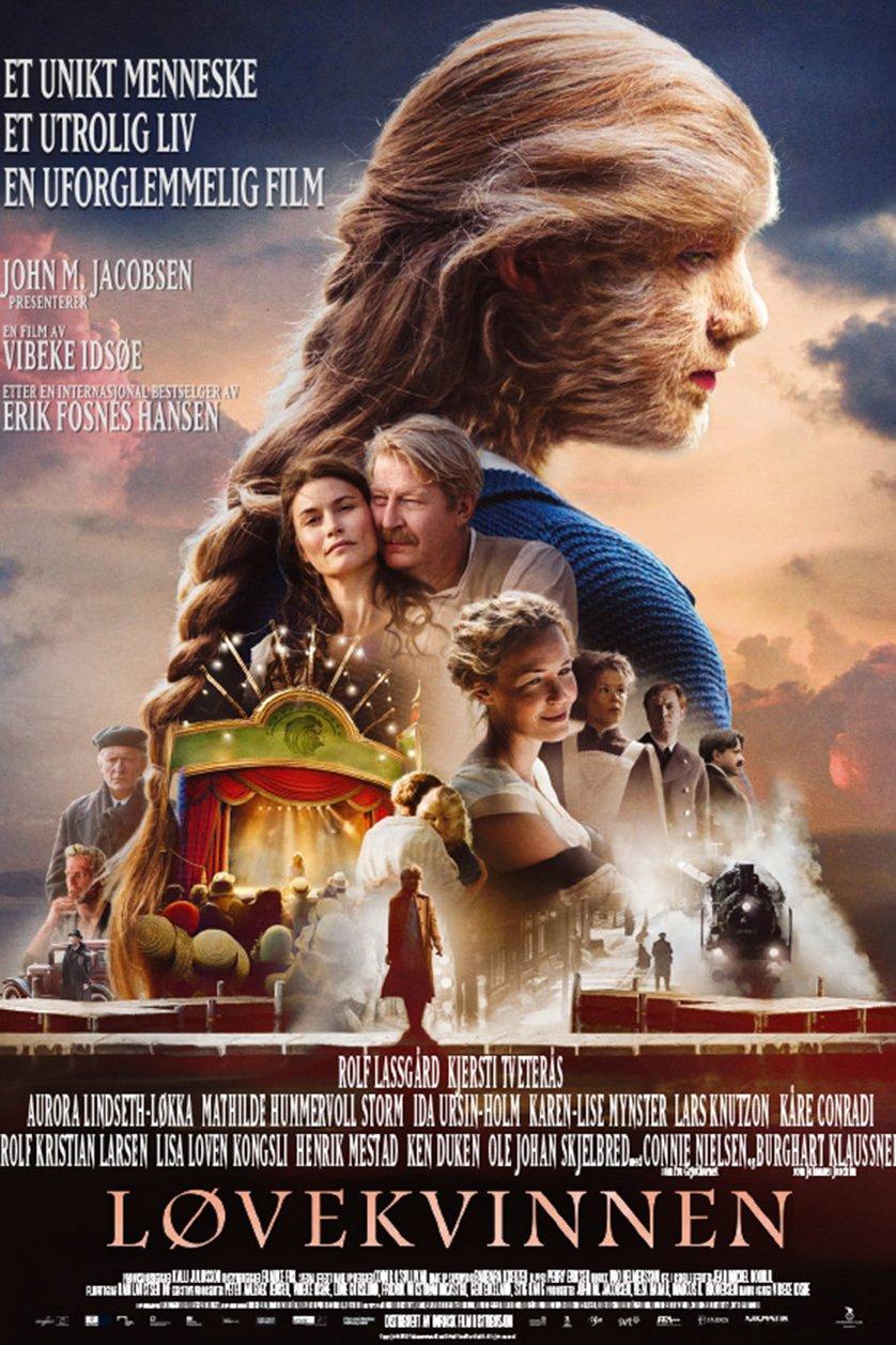Das Löwenmädchen Film