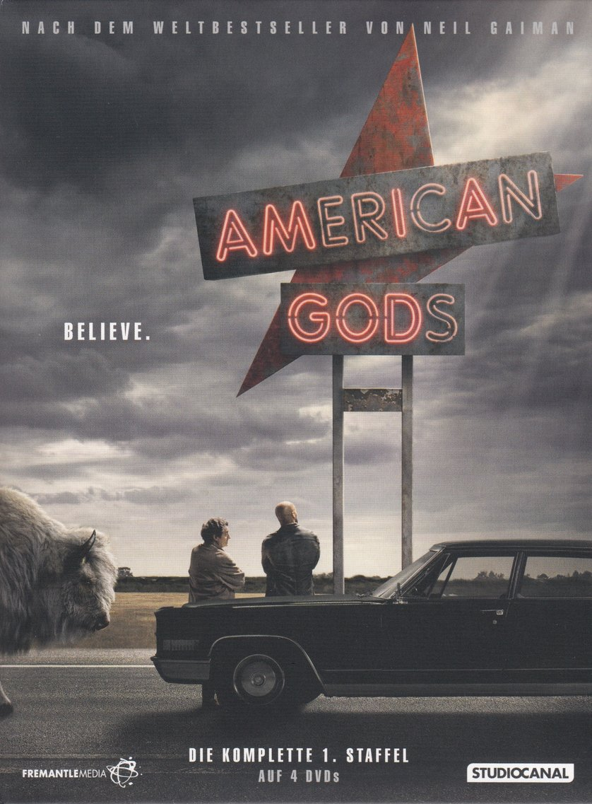 American Gods Staffel 3