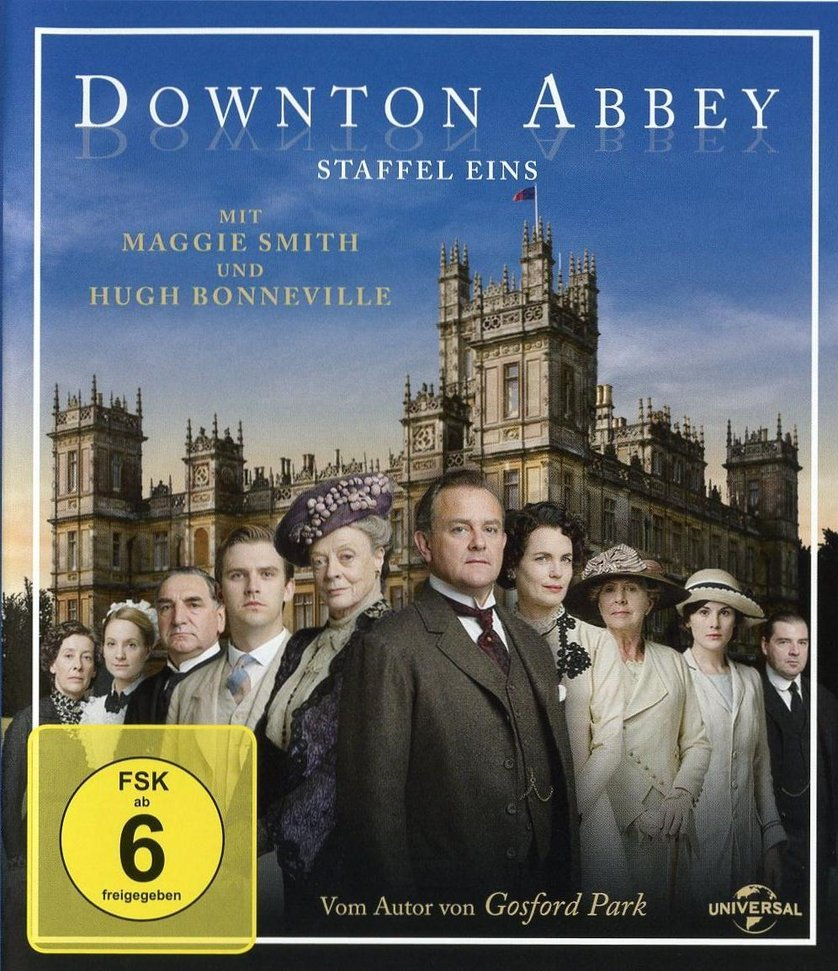 Downton Abbey Staffel 1