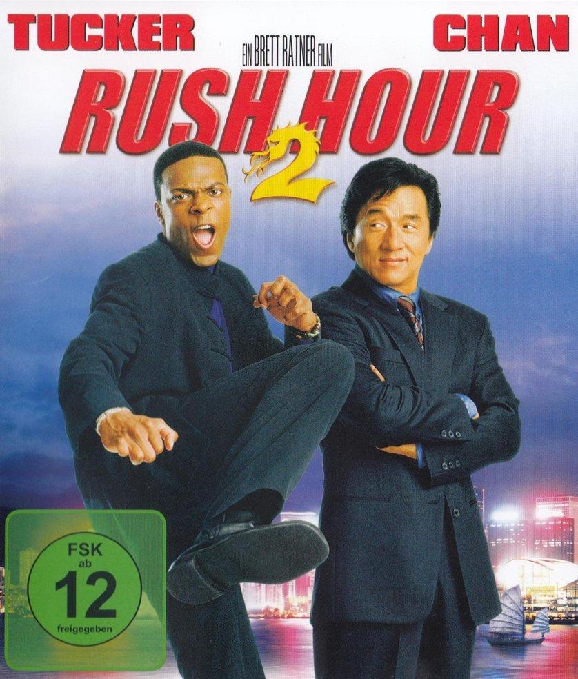 Rush Hour 2 Deutsch