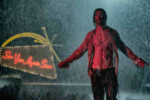 Chis Hemsworth in 'Bad Times at the El Royale' © 20th Century Fox