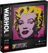 Marylin Monroe 31197 - Andy Warhol's Marilyn Monroe powered by EMP (Lego)