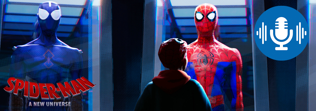 Podcast: Spider-Man - A New Universe: Das geht ins Ohr: Spider-Man - A New Universe