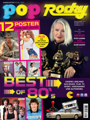 Die Cover: Kim Wilde POP Rocky 1/2021 ...