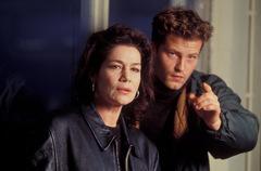 Als 'Die Kommissarin' mit Til Schweiger © 1994 ARD/Telepool