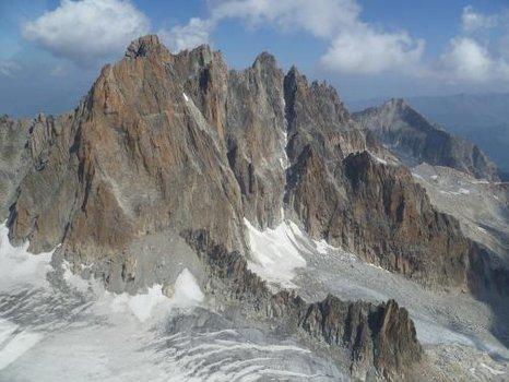 Die Alpen von oben - Die französischen Alpen