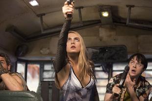 Cara Delevingne und Dane DeHaan in 'Valerian'