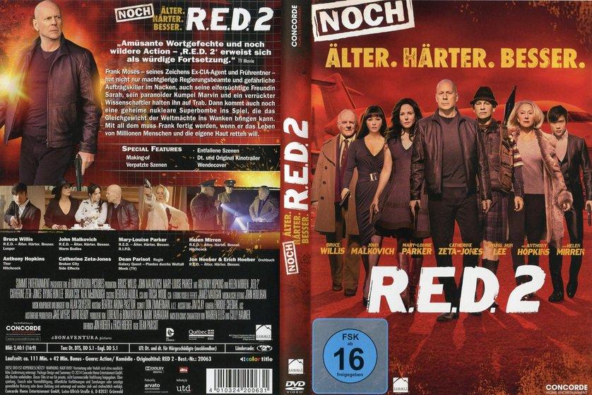 R.E.D. Stream Deutsch