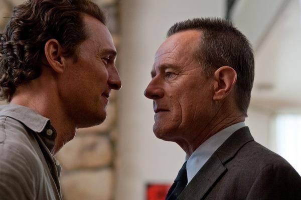 McConaughey und Craston in 'Der Mandant' © Universum Film 2011