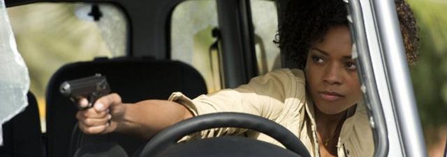 Naomi Harris: Klappe die 24.! Mehr Action für Sekretärin Miss Moneypenny