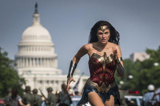 Wonder Woman 2 - Wonder Woman 1984