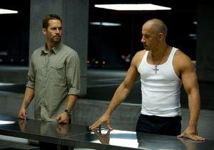 Paul Walker und Vin Diesel 'Fast & Furious 6'