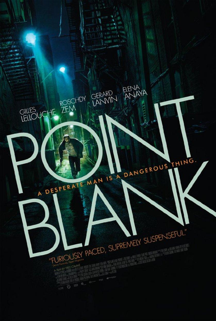 Point Blank Aus Kurzer Distanz