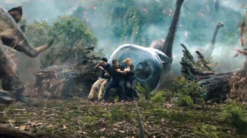 Jurassic Park 5 Jurassic World 2 Dvd Oder Blu Ray