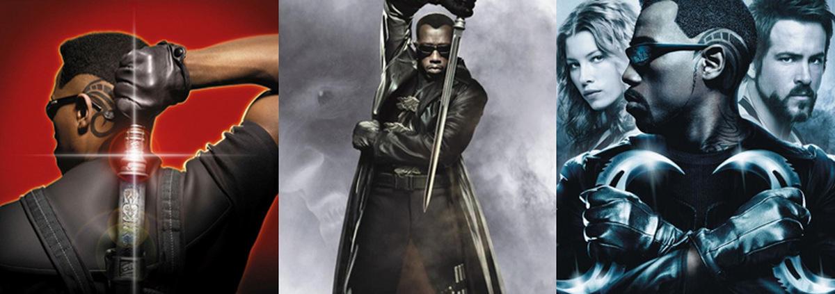 Blade 4: Wesley Snipes spricht sich für 'Blade 4' aus!