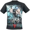 Vikings Ragnar - Battle powered by EMP (T-Shirt)