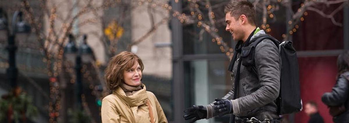Zac Efron: Michelle Pfeiffer machte Zac Efron verlegen!