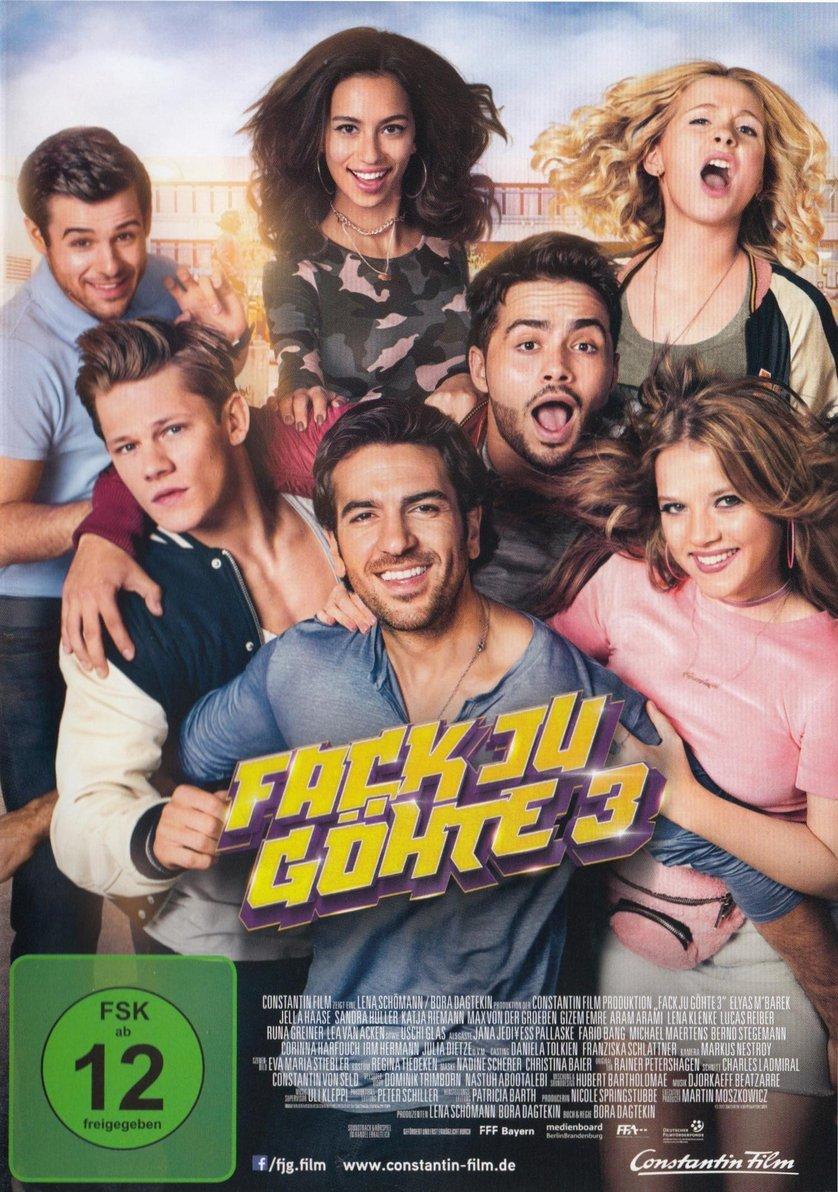 Fack ju Göhte 3: DVD, Blu-ray oder VoD leihen - VIDEOBUSTER.de  Fack ju Göhte ...