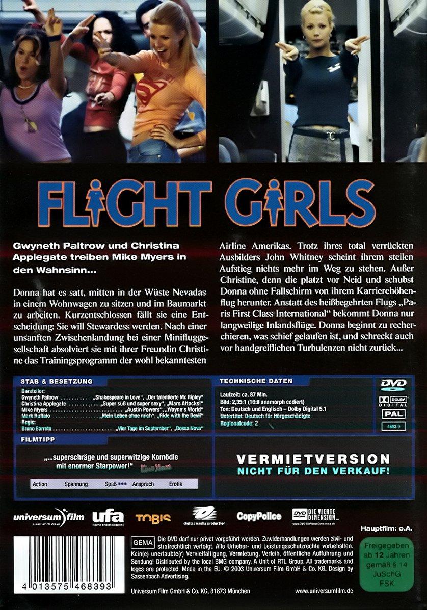 Flight Girls Dvd Oder Blu-Ray Leihen - Videobusterde-4003