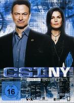 CSI: New York - Staffel 8