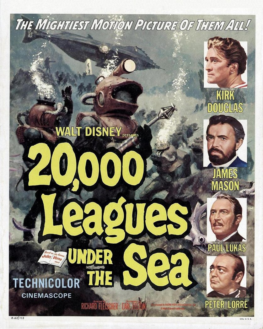 20000 Meilen Unter Dem Meer Film Youtube