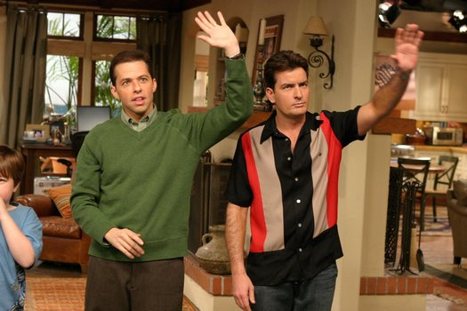 Two and a Half Men - Staffel 1